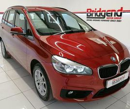 BMW 2 SERIES 1.5 218I SE GRAN TOURER AUTO (S/S) 5DR
