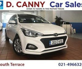 HYUNDAI I20 CLASSIC 1.2 PETROL FOR SALE IN CORK FOR €15950 ON DONEDEAL