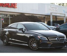 2015 MERCEDES-BENZ CLS 550 4MATIC