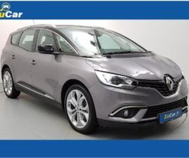 RENAULT GRAND SCENIC 7 SEATER ICONIC BLUE DCI 120 FOR SALE IN CORK FOR €24900 ON DONEDEAL