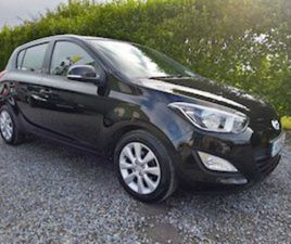 PROPERLY PREPARED CARS HYUNDAI I20, 2014 FOR SALE IN WATERFORD FOR €7895 ON DONEDEAL