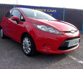 FORD FIESTA, 2010 FOR SALE IN DUBLIN FOR €5950 ON DONEDEAL