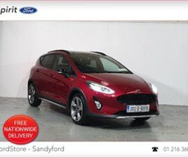 FORD FIESTA ACTIVE 1.0T ECOBOOST CALL ALLEN 086-1 FOR SALE IN DUBLIN FOR €21950 ON DONEDEA