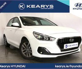 HYUNDAI I30 SE NAV T-GDI 140 BLUE DRIVE ISG START FOR SALE IN CORK FOR €24787 ON DONEDEAL