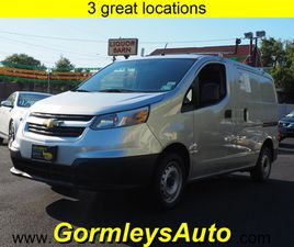 2015 CHEVROLET CITY EXPRESS LT 1LT