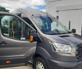 FORD TRANSIT - 18 PLAZAS