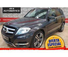 MERCEDES-BENZ CLASE GLK 220 CDI 4M 4X4, SUV O PICKUP DE SEGUNDA MANO EN LA CORUÑA | AUTOCA