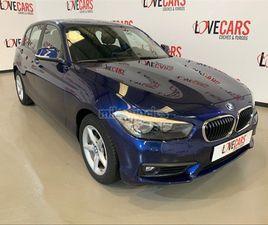 BMW - SERIE 1 118D