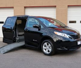 2016 TOYOTA SIENNA LE MOBILITY