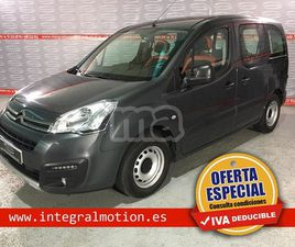 BERLINGO MULTISPACE LIVE EDITION BLUEHDI 100