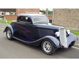 1934 FORD 34 FORD AUTO