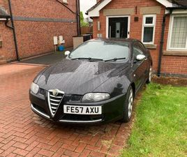 ALFA ROMEO, GT, COUPE, 2007, MANUAL, 1910 (CC), GREAT CONDITION