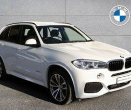 BMW X5 X5 XDRIVE25D M SPORT FOR SALE IN CORK FOR €62900 ON DONEDEAL