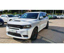 DODGE DURANGO SRT 6.4 AWD V8 NAVI EU AT BLACK NW
