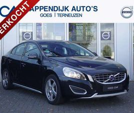 VOLVO S60 T3 150PK BUSINESS NAVI   CLIMATE   CRUISE   LM 17'