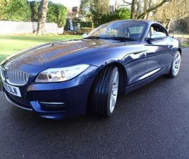 BMW Z4 SDRIVE35IS ROADSTER 3.0 2DR