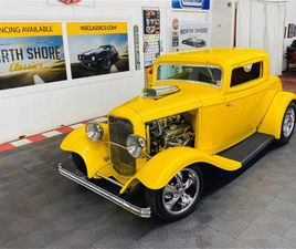 FOR SALE: 1932 FORD STREET ROD IN MUNDELEIN, ILLINOIS