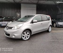 NISSAN NOTE PHASE II 1,5 DCI 85