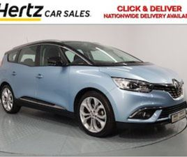 RENAULT GRAND SCENIC ICONIC TCE 140 GP PRICE PER FOR SALE IN DUBLIN FOR €27495 ON DONEDEAL