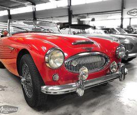 AUSTIN HEALEY 3000 MKII BT7 - 1962