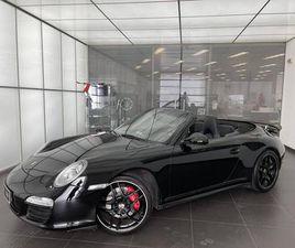 911 CARRERA 3.8I GTS CABRIOLET PDK A
