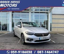 FIAT TIPO LOUNGE 1.3 MULTIJET 95HP MT FOR SALE IN CARLOW FOR €13945 ON DONEDEAL