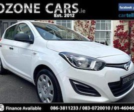 HYUNDAI I20 44P/W ZERO DEPOSIT- 1.2 CLASSIC // W FOR SALE IN DUBLIN FOR €8950 ON DONEDEAL