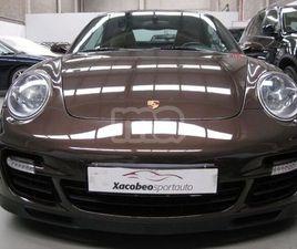 PORSCHE - 911 TURBO CABRIO
