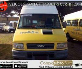 IVECO TURBODAILY 2.5 - AUTO USATE - QUATTRORUOTE.IT - AUTO USATE - QUATTRORUOTE.IT