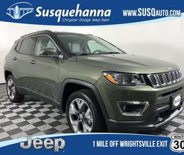 2021 JEEP COMPASS LIMITED EDITION