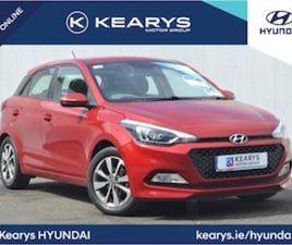 HYUNDAI I20 DELUXE 5DR - 1.2 PETROL - FINANCE ARR FOR SALE IN CORK FOR €13900 ON DONEDEAL