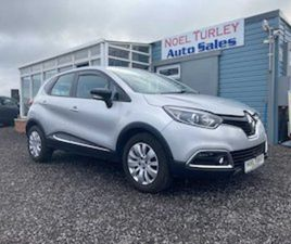 151 RENAULT CAPTUR LIFE FOR SALE IN GALWAY FOR €9790 ON DONEDEAL