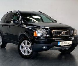 10 VOLVO XC90 2.4D5 AUTO - 7 SEATS - TAX 04/21 FOR SALE IN MAYO FOR €8995 ON DONEDEAL