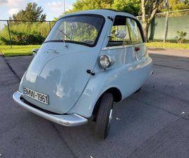 1961 BMW ISETTA