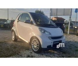 SMART FORTWO COUPE 52 MHD PURE