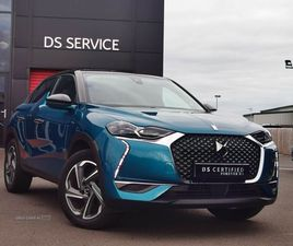 >JUN 2019 DS 3 CROSSBACK 1.5 BLUEHDI PRESTIGE 5DR