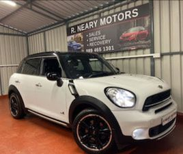 2015 152 MINI COUNTRYMAN 2.0 SD 4WD AUTO FOR SALE IN WEXFORD FOR €17900 ON DONEDEAL