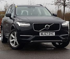 VOLVO XC90 2.0 T8 HYBRID MOMENTUM PRO 5DR GEARTRONIC