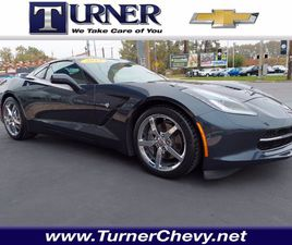 2015 CHEVROLET CORVETTE STINGRAY LT2