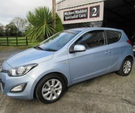 HYUNDAI I20 1.2 ACTIVE FOR SALE IN KILKENNY FOR €7950 ON DONEDEAL