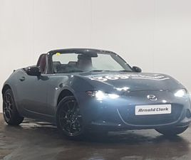 NEARLY NEW 2020 (70) MAZDA MX-5 1.5 [132] R-SPORT 2DR IN STIRLING