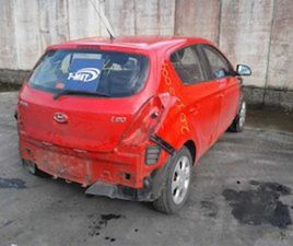 HYUNDAI I20, 2010 BREAKING FOR PARTS FOR SALE IN TYRONE FOR € ON DONEDEAL