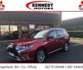 MITSUBISHI OUTLANDER PHEV INSTYLE 2.4 FOR SALE IN OFFALY FOR €40950 ON DONEDEAL