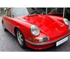 PORSCHE 911 2.2 S TARGA 1970 DESCAPOTABLE O CONVERTIBLE DE SEGUNDA MANO EN MADRID | AUTOCA