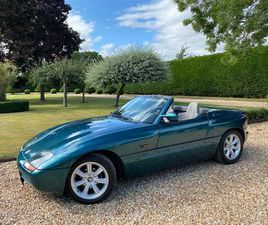 BMW Z1 ROADSTER 2 OWNERS FROM NEW. FULL BMW SERVICE HISTORY (1990)