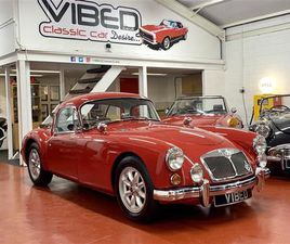 MGA COUPE MK1 1600 - UK MATCHING NUMBERS - NOW SOLD SIMILAR STANDARD CLASSIC CARS ALWAYS R