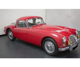 MGA 1600 FIXED HEAD COUPE IMMACULATE FULL RESTORATION (1961)