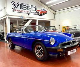 MGB ROADSTER 1976 // NOW SOLD SIMILAR STANDARD CLASSICS REQUIRED (1976)