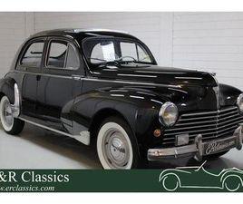 PEUGEOT 203C 1955 RESTORED (1955)