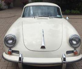 PORSCHE 356SC (1964)